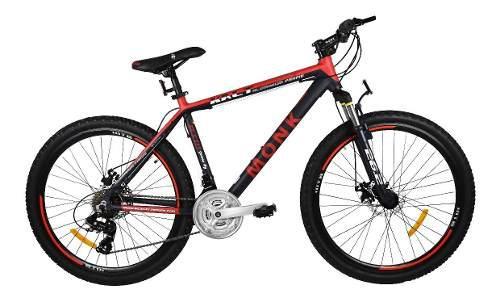 Bicicleta monk montaña kalt aluminio r-26 shimano