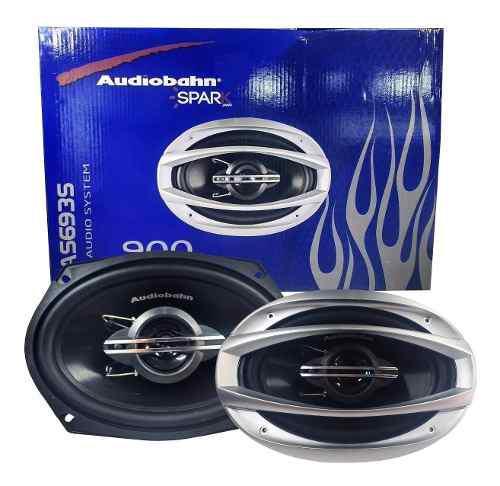 Bocinas para carro marca audiobahn 6x9 as693s