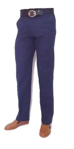Pantalón de lino, corte anatomic, 4 colores, marca