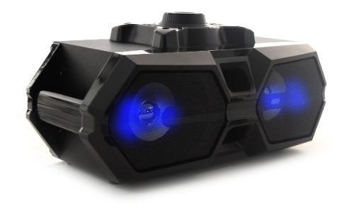 Sistema de audio portátil daewoo 6000w pmpo bocina usb /e