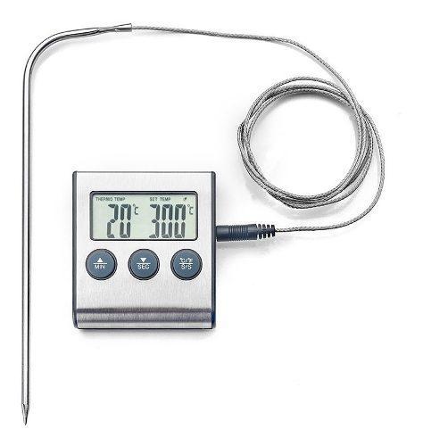 Termómetro digital magnetico con sonda 115 cm marca ibili