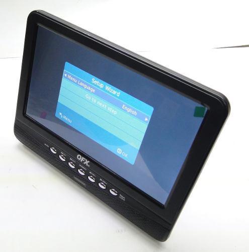 Tv digital portatil pantalla lcd 7 usb micro sd monitor hd