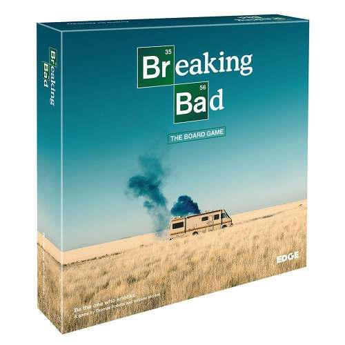 Juego breaking bad: the board game - edge
