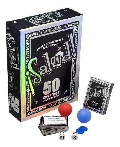 Salud 50 divertidos juegos de beber fiesta bar diversión