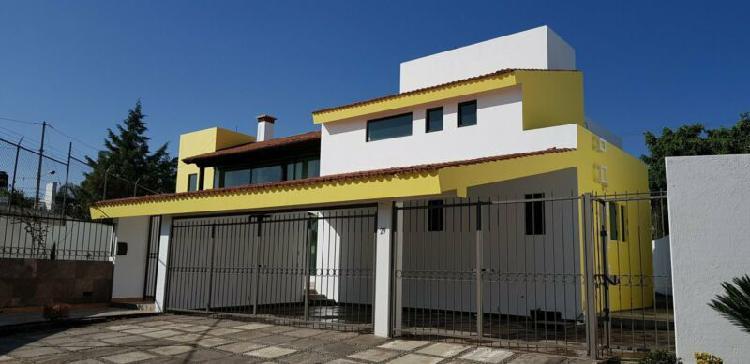 Casa en venta en morillotla
