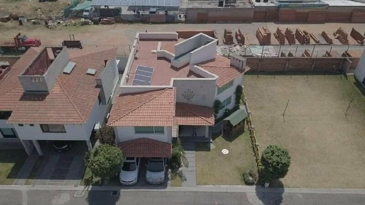 Casa en venta en loma real, metepec
