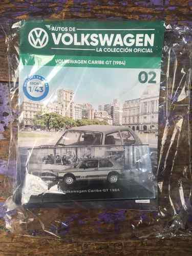 Colección volkswagen #2 caribe gt planeta deagostini