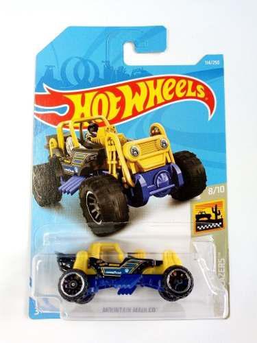 Hot wheels basico mattel 1 pieza 2019 checar descripcion