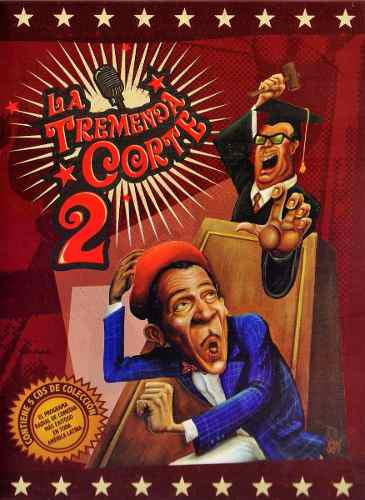 La tremenda corte 2 1942 programa radio cuba 5 discos cd