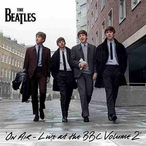 Live At Bbc Vol 2 - The Beatles - 2 Discos Cd - 63 Canciones