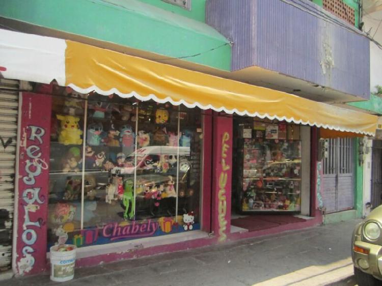 Local comercial a la venta en zona centro de tuxtla
