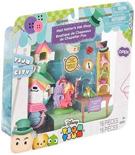 Tienda de sombrero set figuras de juguete en miniatura tsum