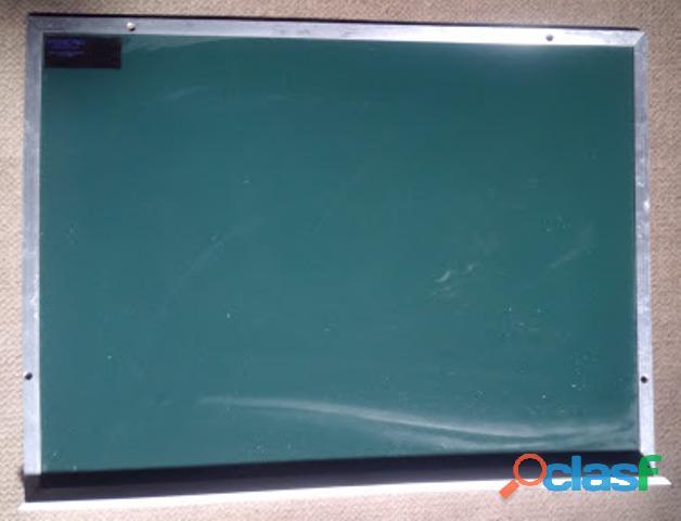 Pizarrón verde 45x60cm
