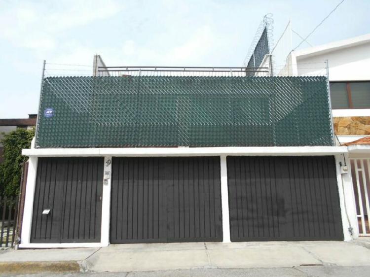 Casa en venta en ciudad satélite, naucalpan rcv-3783