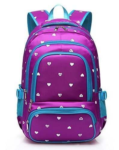 Mochila de niñas de moda para niños bolsa de escuela