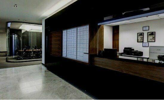 Oficinas completamente equipadas, servicios incluidos para 5