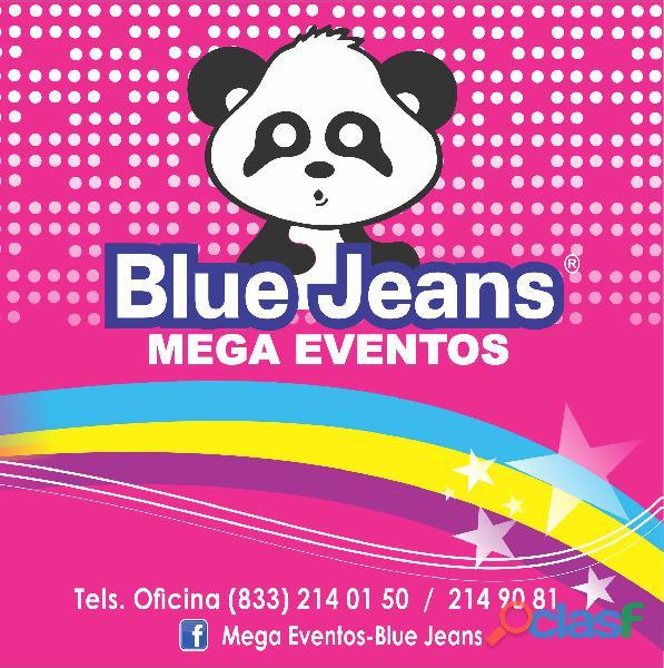 Sonidos en tampico blue jeans