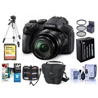 Panasonic lumix dmc-fz300 12.1mp cámara digital con