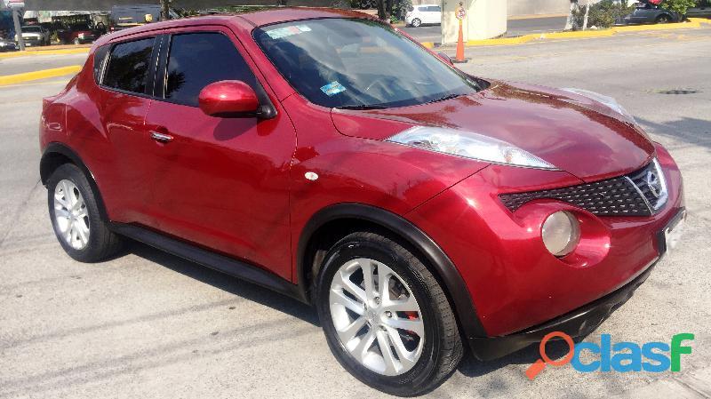 Nissan Juke Advance 2012, Std 6 Vel, 1.6T 188HP, 76,000 Km, excelente estado, totalmente equipada
