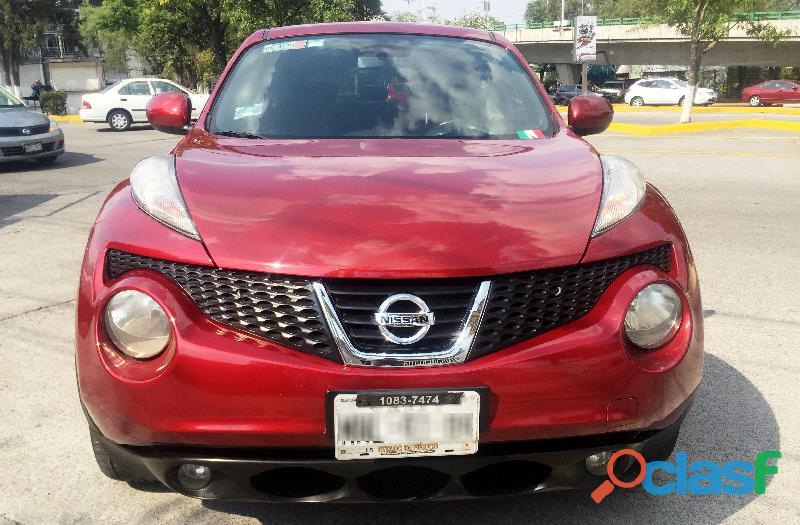 Nissan Juke Advance 2012, Std 6 Vel, 1.6T 188HP, 76,000 Km, excelente estado, totalmente equipada 7