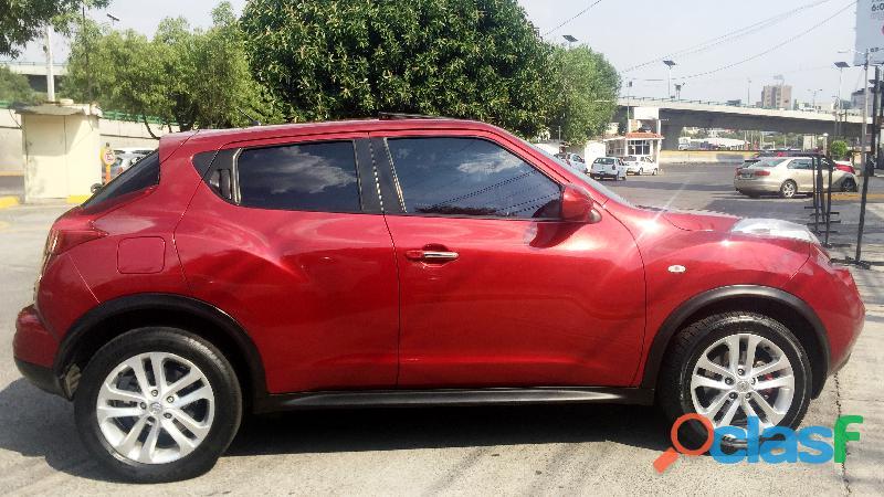 Nissan Juke Advance 2012, Std 6 Vel, 1.6T 188HP, 76,000 Km, excelente estado, totalmente equipada 1