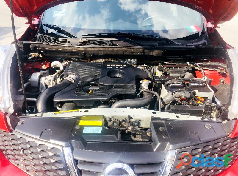 Nissan Juke Advance 2012, Std 6 Vel, 1.6T 188HP, 76,000 Km, excelente estado, totalmente equipada 2