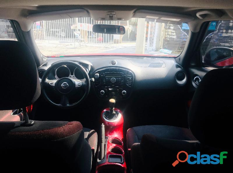 Nissan Juke Advance 2012, Std 6 Vel, 1.6T 188HP, 76,000 Km, excelente estado, totalmente equipada 8