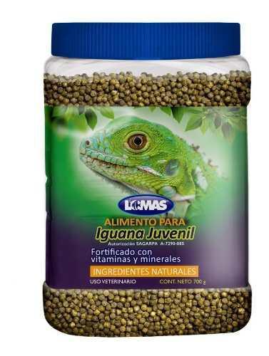 Alimento para iguana 700 gr redkite natural