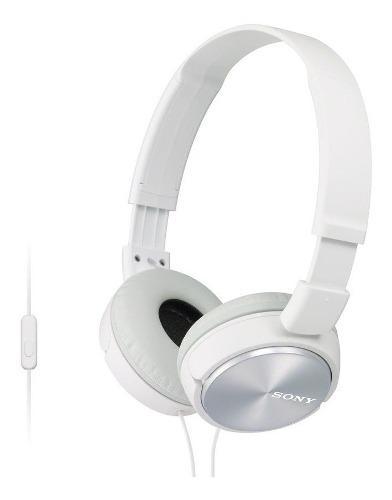 Audífonos sony diadema manos libres mdr-zx310ap