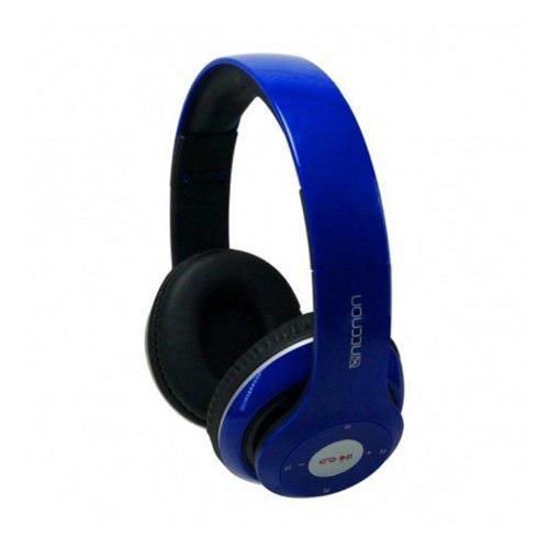 Audifonos diadema bluetooth manos libres matte necnon nbh-01