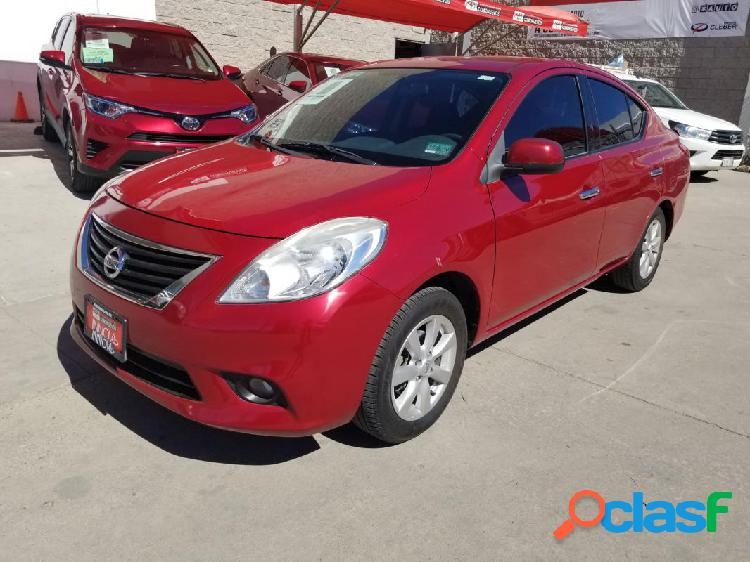 Nissan versa advance tm lc