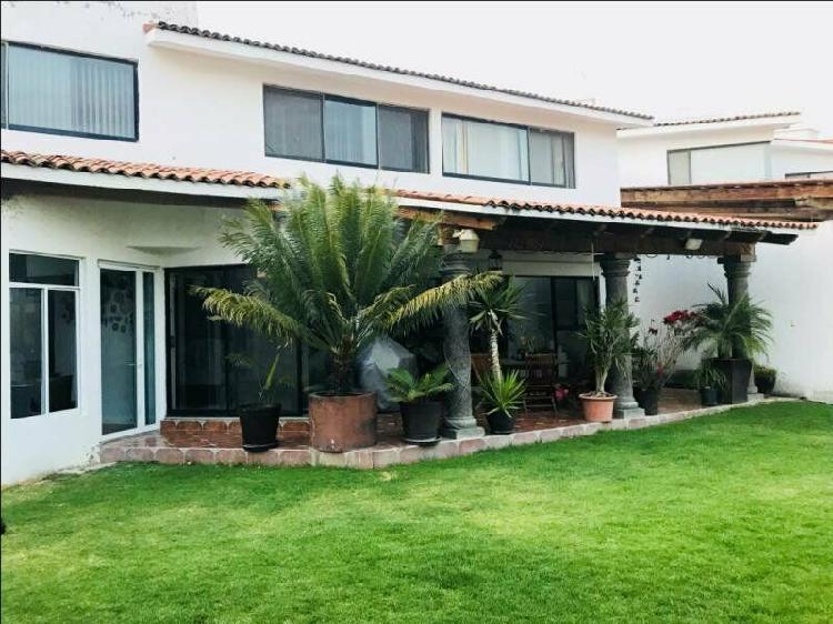 Casa en venta en juriquilla villas del meson $ 4,900,000