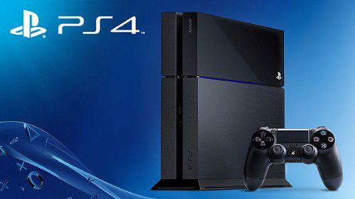 Consola playstation 4 ps4 500 gb 2 controles 4 juegos