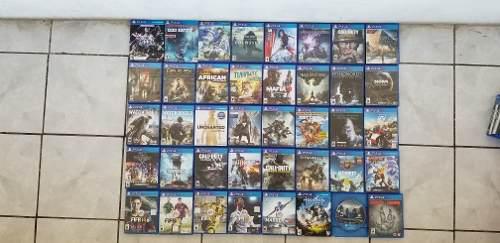 Ps4 juegos pregunta por precios