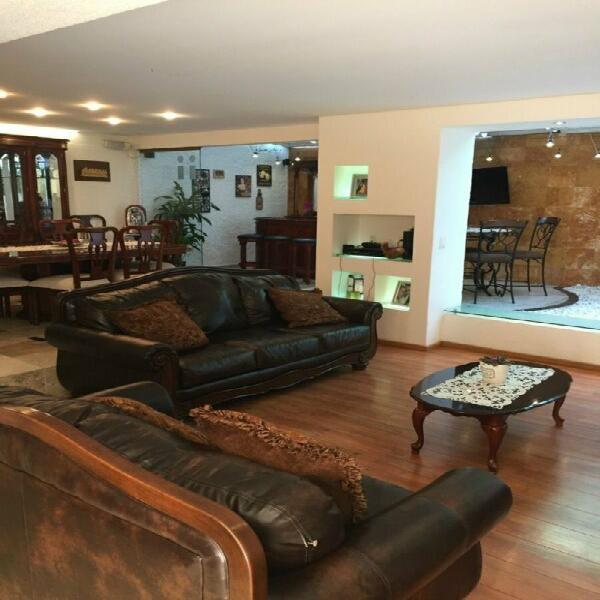Venta casa en condominio héroes de padierna, a 5 min del