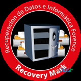 Recovery mark   recuperación de información