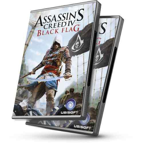 Assassins creed iv black flag + dlc - juegos pc