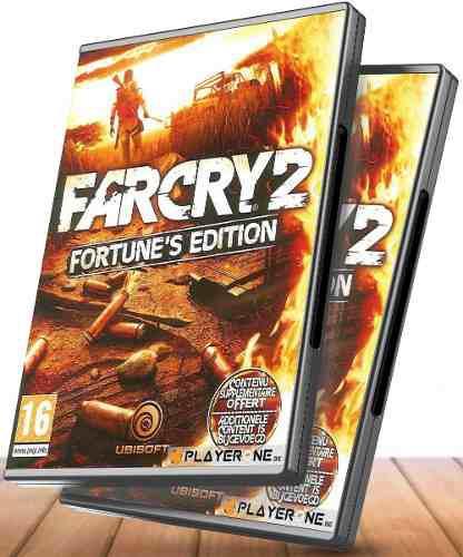 Far cry 2 fortunes edition - juegos pc