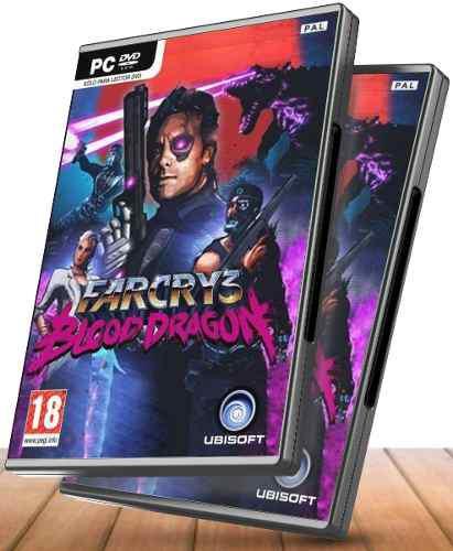 Far cry 3 + blood dragon - juegos pc