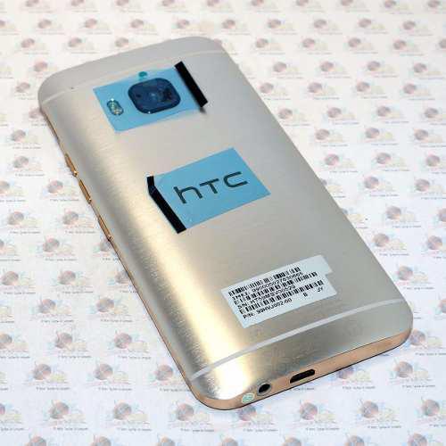 Htc one m9 plata/oro nuevo liberado 32gb caja android 7
