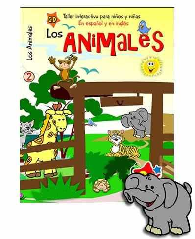 Juego educativo los animales