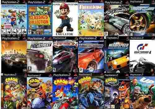 Juegos playstation 2 para windows a elegir