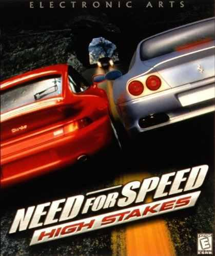 Juegos,need for speed high stakes - pc