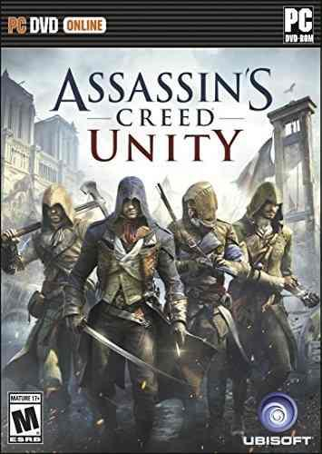 Juegos,nuevo ubisoft ubp60800980 assassins creed unity p..