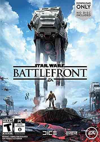 Juegos,star wars battlefront - edición estándar - pc..