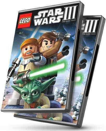 Lego star wars 3 the clone wars - juegos pc