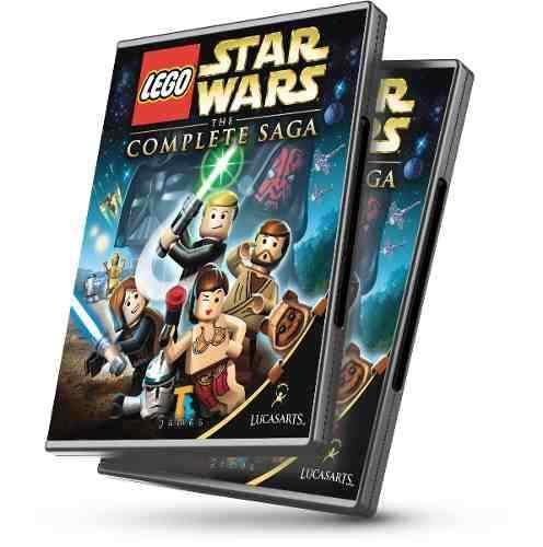 Lego star wars pc la saga completa - juegos pc