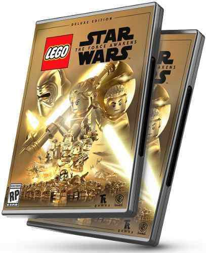 Lego Star Wars The Force Awakens Deluxe Edition - Juegos Pc