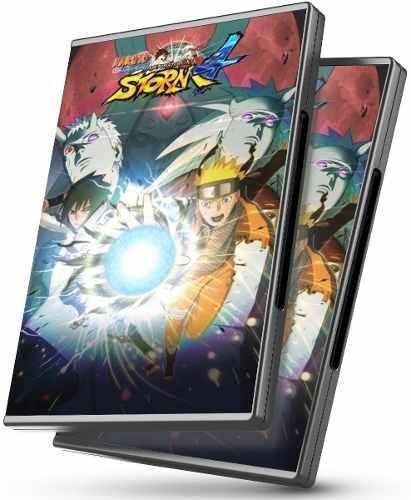 Naruto shippuden ultimate ninja storm 4 + 6 dlc - juegos pc