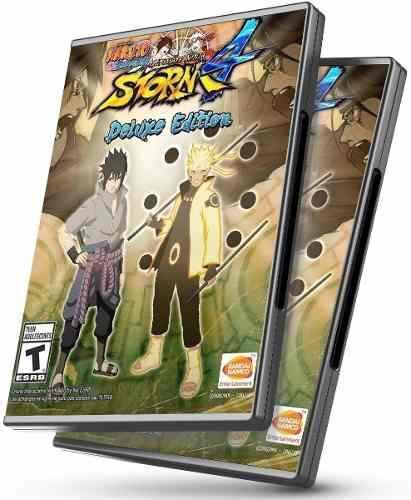 Naruto shippuden ultimate ninja storm 4 pc edición deluxe